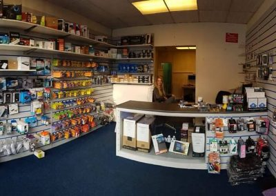 bits and pcs inside the shop st austell